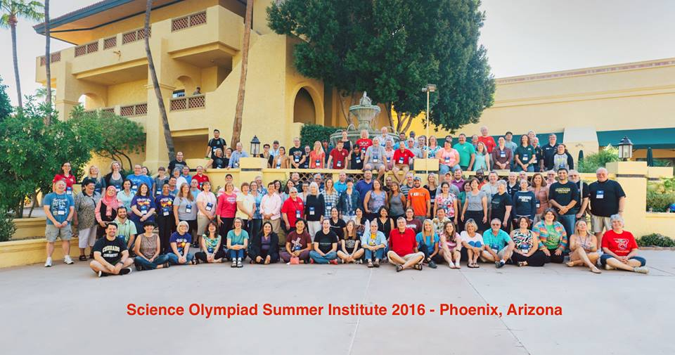 Science Olympiad Summer Institute 2016