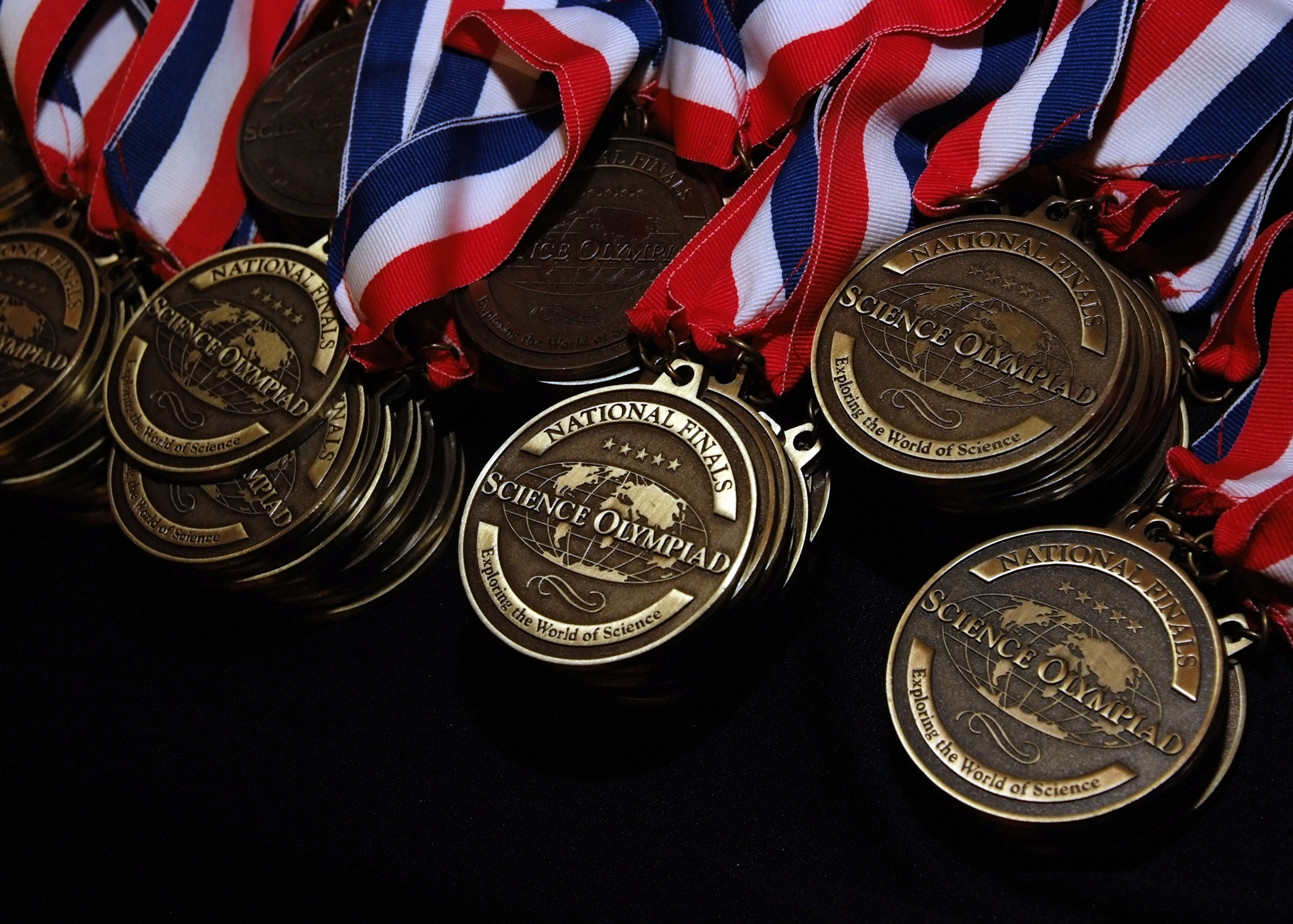 National Tournament Medals for Forestry