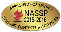 NASSP National Advisory List of Student Contests and Activities Approved