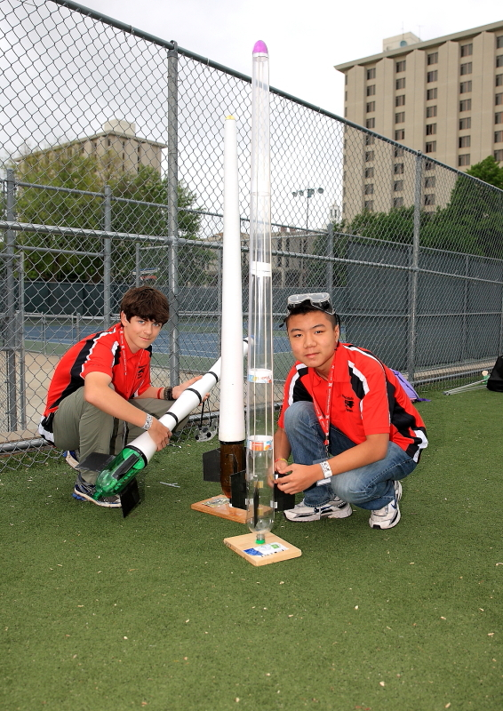 Bottle Rocket at the 2015 Science Olympiad National Tournament