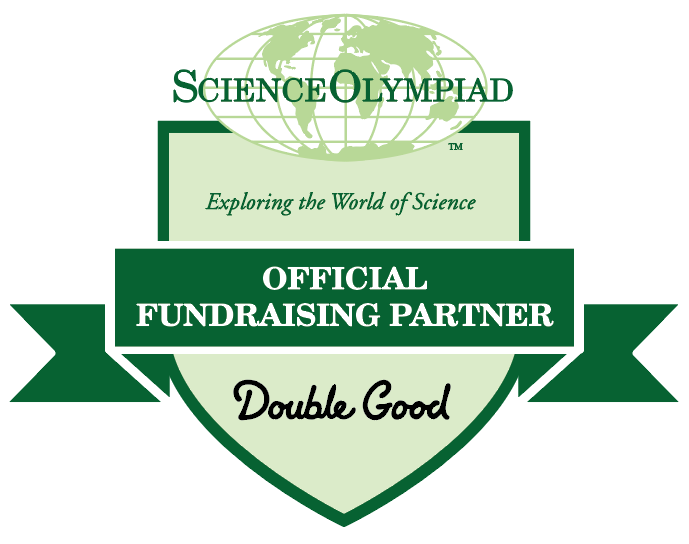 Double Good is the Official Science Olympiad Fundraiser of 2020!