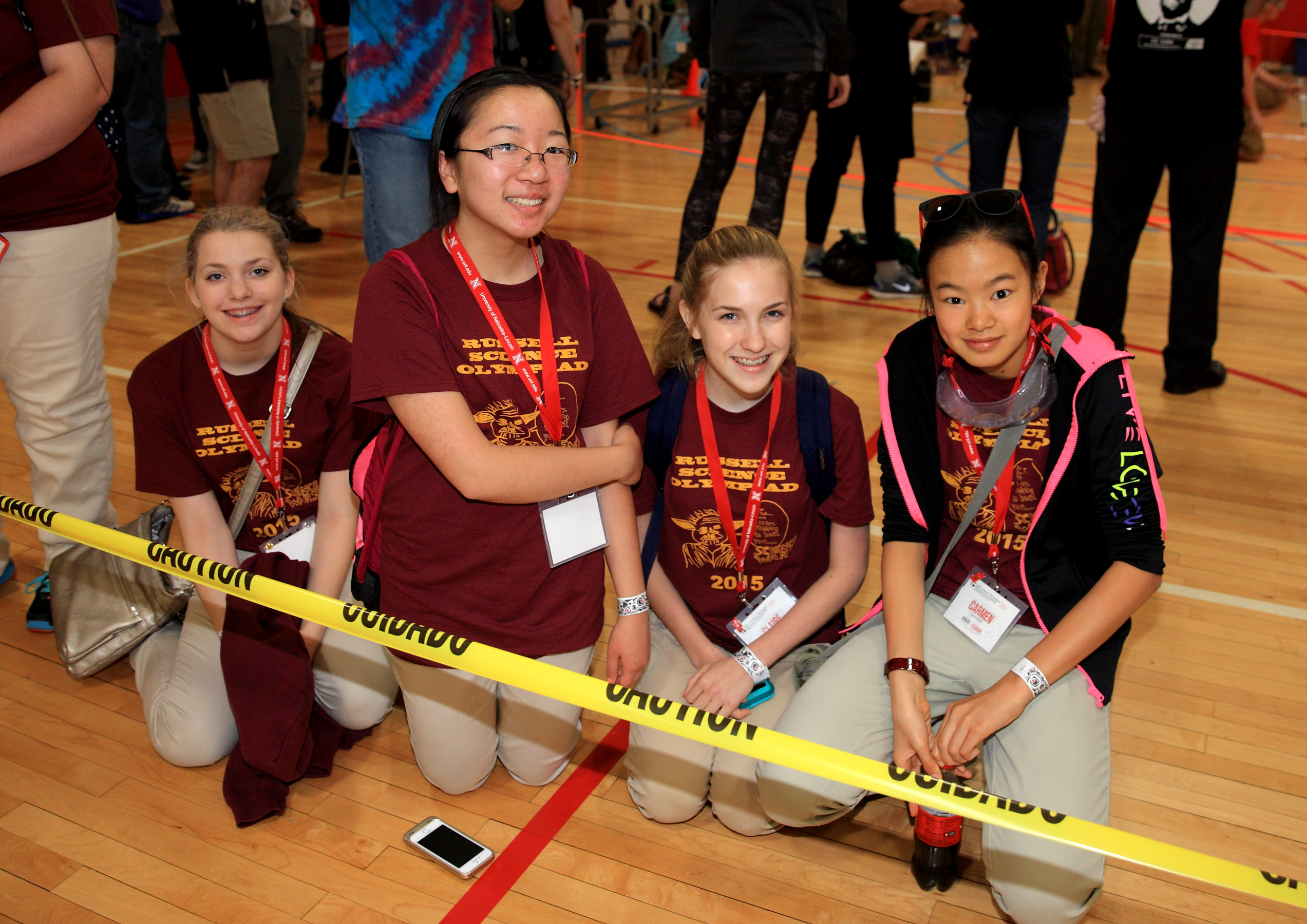 Science Olympiad vehicle events are always popular with competitors and spectators!