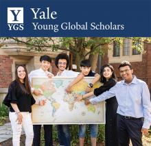 Expand your horizons with the Yale Young Global Scholars Program