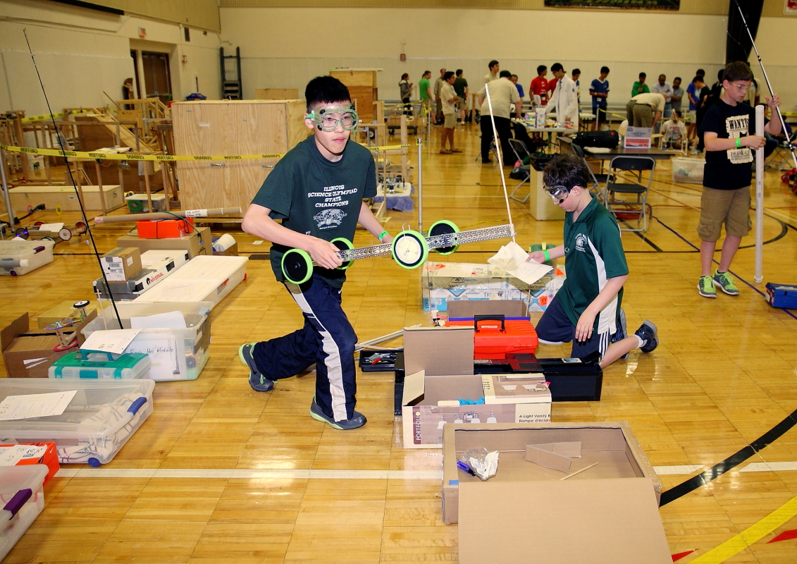 2014 National Tournament | Science Olympiad