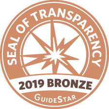 GuideStar Seal of Transparency - Bronze